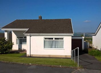 Thumbnail 2 bed detached bungalow for sale in Hendre Park, Llangennech, Llanelli