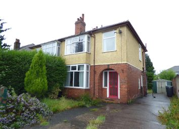 Thumbnail 3 bed semi-detached house for sale in Brandlesholme Road, Bury
