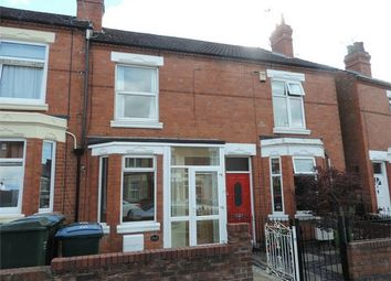 Thumbnail 2 bedroom terraced house to rent in Huntingdon Road, Earlsdon, Coventry, West Midlands