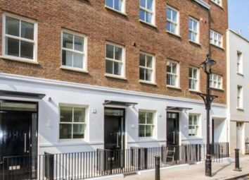 Thumbnail 3 bed flat to rent in Great Portland St, Fitzrovia