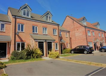Thumbnail 3 bed town house for sale in Lewis Crescent, Annesley