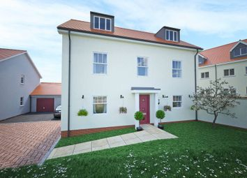 Thumbnail 5 bed detached house for sale in Walters Field, Roundswell, Barnstaple