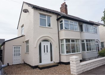 Thumbnail 3 bed semi-detached house for sale in Morningside, Crosby