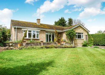 Thumbnail 2 bedroom detached bungalow for sale in Barnwell, Peterborough