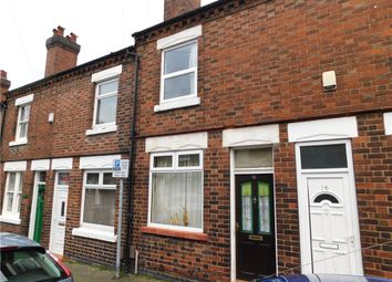2 bed terraced house for sale in Holly Place, Stoke-On-Trent, Staffordshire ST4