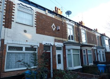 Thumbnail 2 bedroom terraced house to rent in Raglan Avenue, Raglan Street, Hull