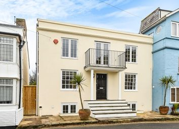 Thumbnail 4 bed town house to rent in Kings Brook, Everton Road, Hordle, Lymington