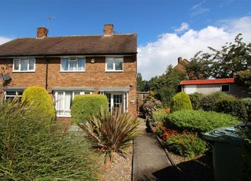 Thumbnail 3 bedroom semi-detached house for sale in Fernbank Avenue, Bramley