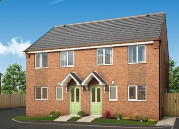"Thumbnail 3 bedroom property for sale in ""The George At Spirit Quarters Phase 4, Coventry"" at Winston Avenue, Coventry"