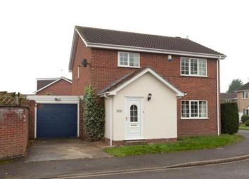 Thumbnail 4 bed detached house to rent in Melcombe Avenue, Strensall, York