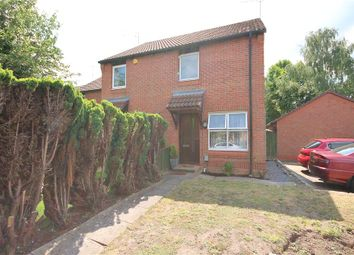 Thumbnail 2 bed semi-detached house for sale in Hedgerley Court, Woking, Surrey