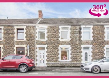 Thumbnail 3 bed terraced house for sale in Edward Street, Port Talbot