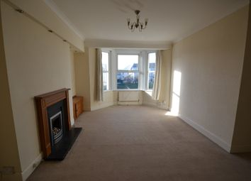 Thumbnail 2 bedroom flat to rent in Northumberland Terrace, Plymouth