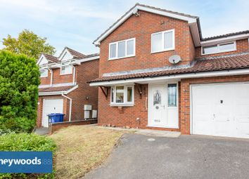 Thumbnail Detached house for sale in Longclough Road, Waterhayes, Newcastle