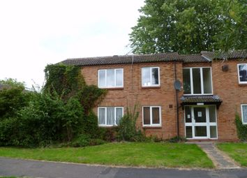 Thumbnail 2 bed flat for sale in Exhall Close, Church Hill South, Redditch