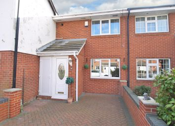 Thumbnail 2 bed terraced house for sale in Harpenden Drive, Doncaster