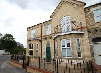 Thumbnail 2 bed flat to rent in Heslington Road, York