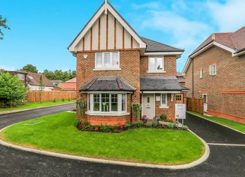 Thumbnail 4 bed detached house for sale in Copthorne Road, Felbridge, East Grinstead