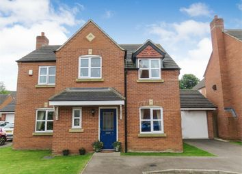 Thumbnail 4 bed detached house for sale in Pickering Place, Burbage, Hinckley, Leicestershire