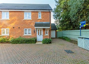 Thumbnail 3 bed semi-detached house to rent in Wey Meadow Close, Farnham