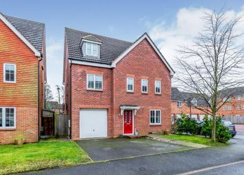 6 bed detached house for sale in Trentbridge Close, Trentham Lakes, Stoke, Staffs ST4