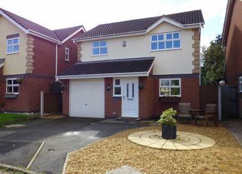 Thumbnail 3 bed detached house for sale in Cloverfields, Haslington, Crewe