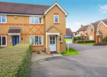 Thumbnail 3 bedroom property to rent in De Beche Close, Papworth Everard, Cambridge