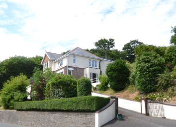 Thumbnail 4 bed detached house for sale in Llangrannog, Llandysul