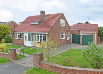 Thumbnail 3 bed detached bungalow for sale in Woodland Way, Huntington, York