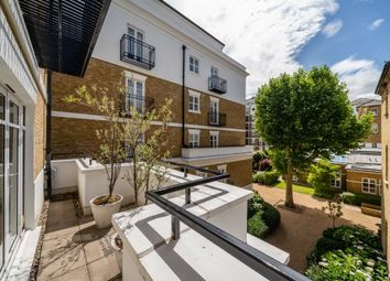 Thumbnail 3 bed flat for sale in Abbots Walk, London