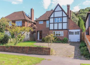 Thumbnail 3 bed detached house for sale in Manor Road South, Esher