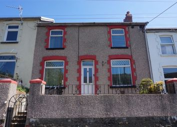Thumbnail 3 bed terraced house for sale in Fothergills Road, New Tredegar, Caerphilly