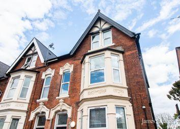 Thumbnail Flat to rent in Gillott Road, Edgbaston, Birmingham