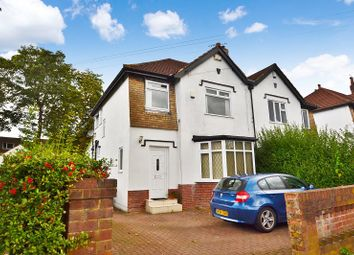 Thumbnail 4 bed semi-detached house to rent in Kings Croft Gardens, Moortown