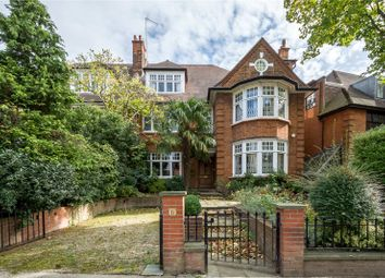 Thumbnail 7 bedroom semi-detached house for sale in Rosecroft Avenue, Hampstead, London