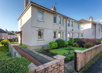 Thumbnail 1 bed flat for sale in 140 Lochfield Road, Paisley