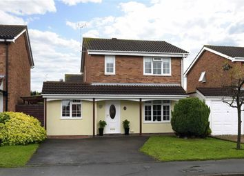 Thumbnail 4 bedroom detached house for sale in Aldgate Drive, Brierley Hill