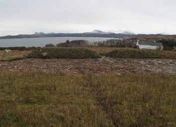 Thumbnail Land for sale in Laide, Opinan, Highland
