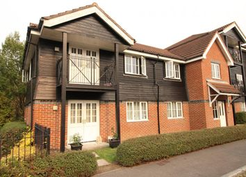 Thumbnail 2 bed flat for sale in Woodfalls House Twyford Close, Fleet