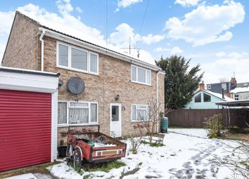 Thumbnail 2 bed maisonette for sale in Leyfield Road, Aylesbury