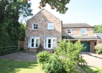 Thumbnail 4 bed detached house for sale in Main Street, Thornton Le Moor, Northallerton