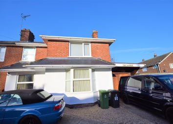 Thumbnail 3 bed end terrace house for sale in The Laurels, Wrexham