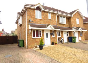 Thumbnail 3 bed end terrace house for sale in The Birches, March