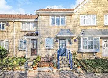 Thumbnail 2 bed terraced house for sale in Stainers Way, Chippenham