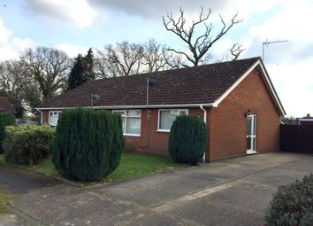 Thumbnail 2 bed bungalow to rent in St. Austell Close, Kesgrave, Ipswich