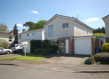 Thumbnail 4 bed detached house to rent in Ascham Lane, Whittlesford, Cambridge