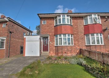 2 bed semi-detached house for sale in Broadwood Road, Denton Burn, Newcastle Upon Tyne NE15