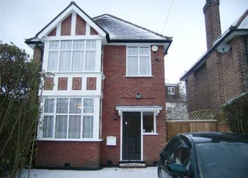 Thumbnail 3 bed detached house to rent in Beechwood Close, Mill Hill, London