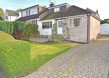 Thumbnail 3 bed semi-detached bungalow for sale in Hartwith Avenue, Summerbridge, Harrogate