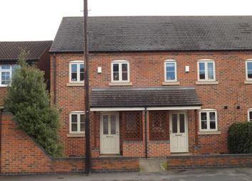 Thumbnail 3 bed end terrace house for sale in Wilford Road, Ruddington, Nottingham, Nottinghamshire